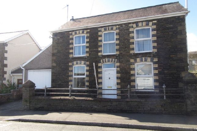 Thumbnail Detached house for sale in Penywern Road, Clydach, Swansea.