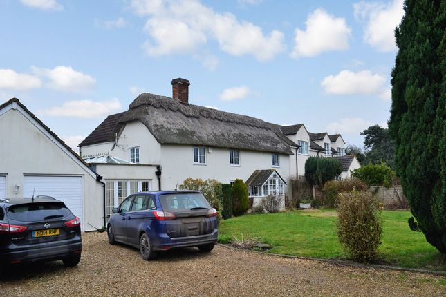 Thumbnail Semi-detached house to rent in Compton Bassett, Calne