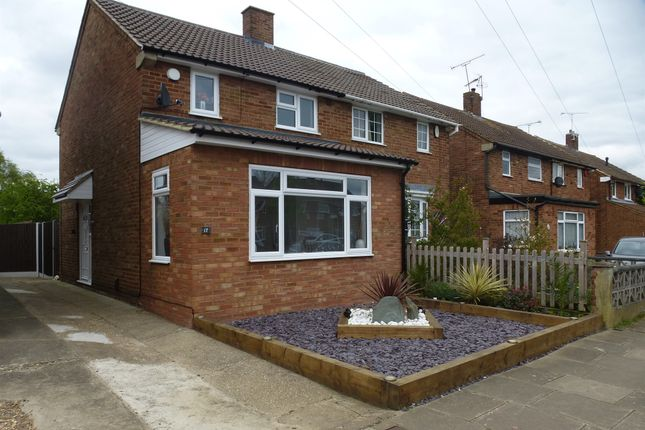 3 bed semi-detached house for sale in Wandon Close, Luton