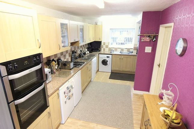 Thumbnail Semi-detached house for sale in Roche Avenue, Leek, Staffordshire