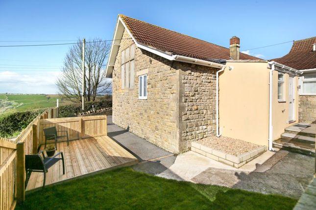 Thumbnail Semi-detached bungalow for sale in Church Road, Peasedown St. John, Bath