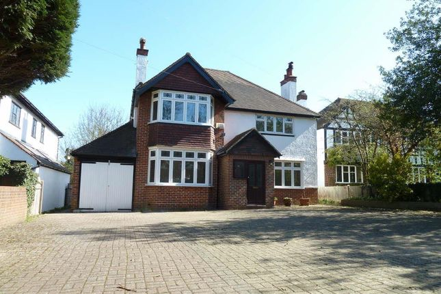 Thumbnail Detached house to rent in Longdown Lane South, Epsom