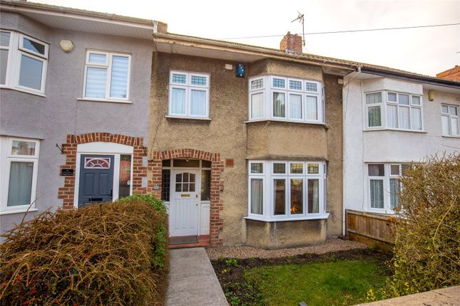 Thumbnail Terraced house for sale in Kingsholm Road, Southmead, Bristol