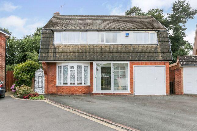 Thumbnail Detached house for sale in Lyndon Close, Castle Bromwich, Birmingham