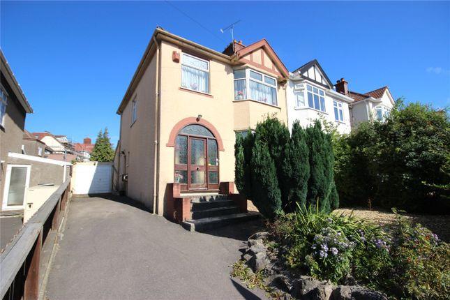 Thumbnail Semi-detached house for sale in Bishop Road, Bishopston, Bristol