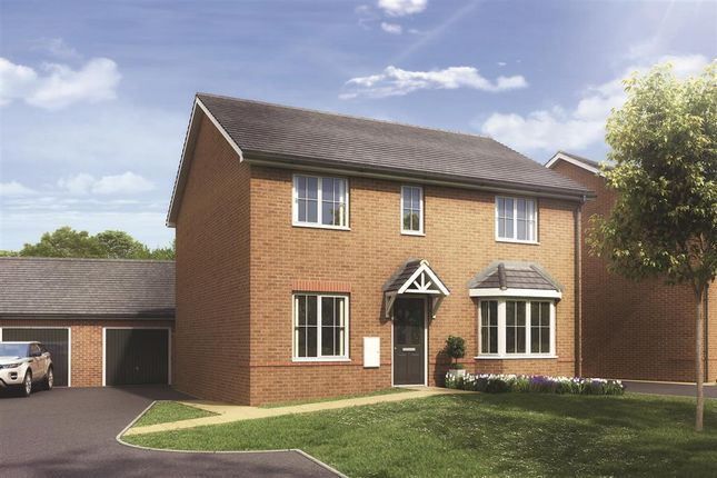 """Thumbnail Detached house for sale in """"The Manford - Plot 124"""" at Hockliffe Road, Leighton Buzzard"""