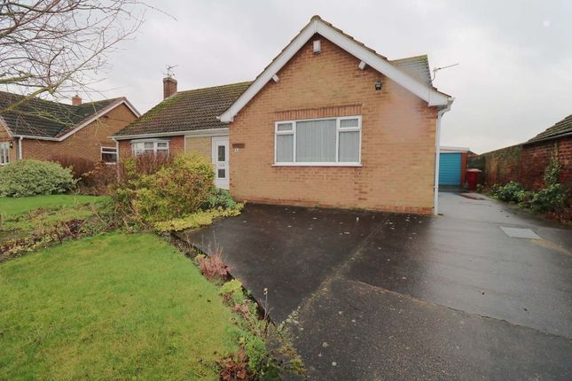 Thumbnail Detached bungalow for sale in Rectory Street, Epworth, Doncaster