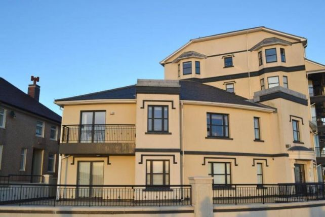 Thumbnail Flat to rent in Imperial Terrace, Onchan