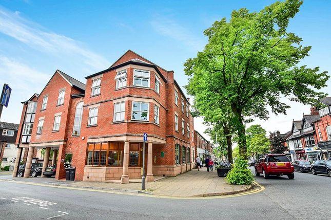 Thumbnail Flat to rent in London Road, Alderley Edge