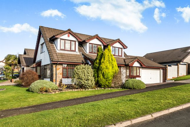 Thumbnail Detached house for sale in Daphne Road, Bryncoch, Neath