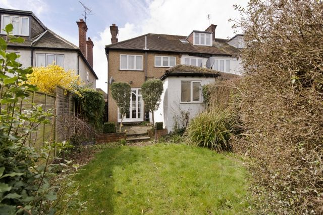 Terraced house to rent in Princes Gardens, West Acton, London