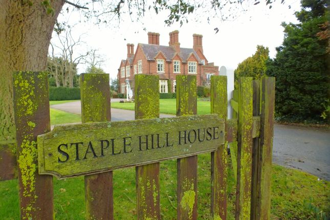 Thumbnail Flat to rent in Staple Hill House, Wellesbourne