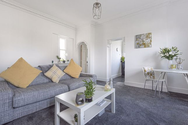 Thumbnail Flat to rent in Footscray Road, London