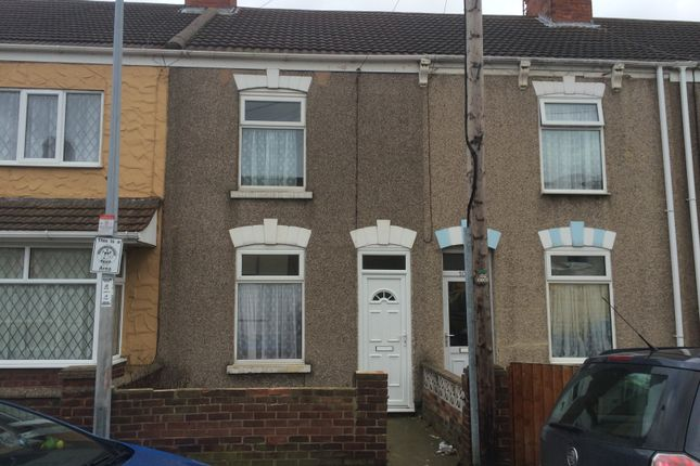 Thumbnail Terraced house for sale in Stanley Street, Grimsby