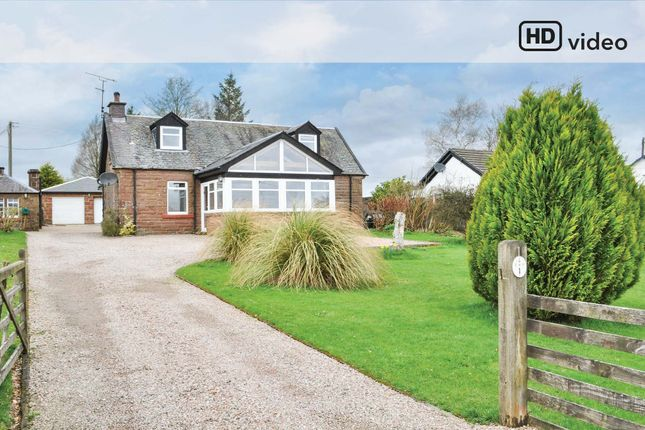 Thumbnail Detached house for sale in Balfron Station, Glasgow