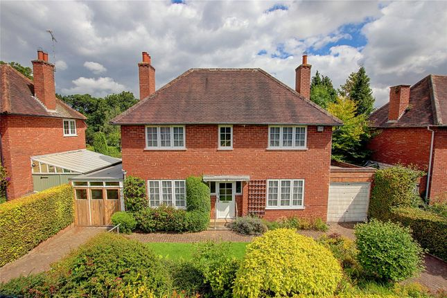 Thumbnail Detached house for sale in Middle Park Road, Selly Oak, Birmingham