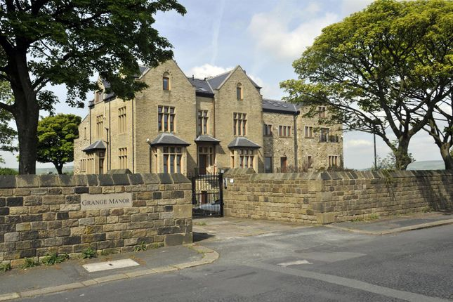 Thumbnail Flat for sale in 5 Grange Manor, Norland, Halifax