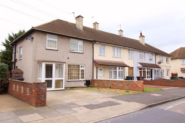 Thumbnail Semi-detached house to rent in Lansbury Crescent, Dartford
