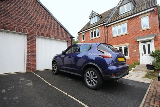 Thumbnail Semi-detached house for sale in Annand Way, Newton Aycliffe