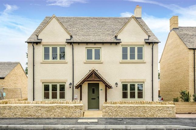 Thumbnail Link-detached house for sale in Ferrers Park, Lechlade, Gloucestershire