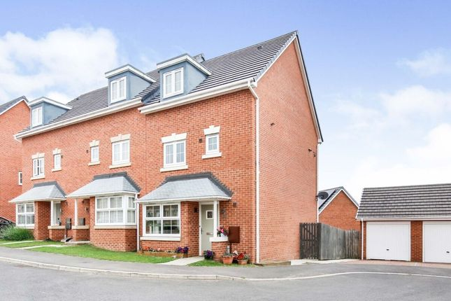 4 bed terraced house for sale in Ashwood Close, Sacriston, Durham DH7