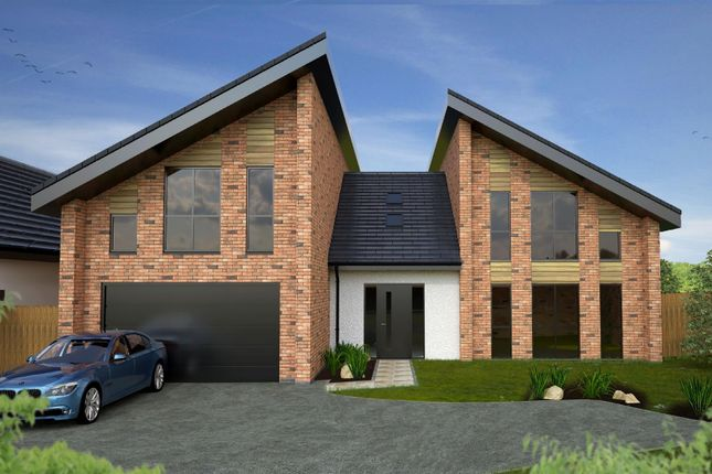 Thumbnail Detached house for sale in Sheepwalk Lane, Ravenshead, Nottingham