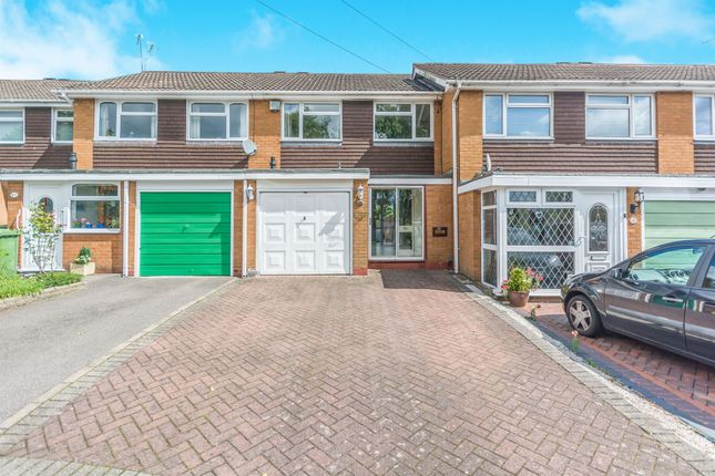 3 bed terraced house for sale in Sansome Rise, Shirley, Solihull