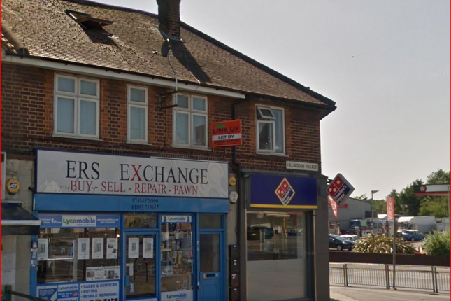 Thumbnail Flat to rent in Lees Road, Uxbridge