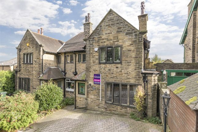 Thumbnail Semi-detached house for sale in Green Head Avenue, Keighley, West Yorkshire