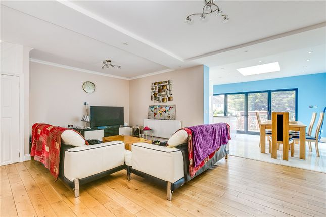 Thumbnail End terrace house to rent in The Chase, London