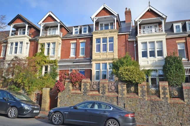 Thumbnail Terraced house for sale in Outstanding Victorian Property, Stow Park Avenue, Newport