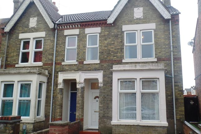 Thumbnail Detached house to rent in Dogsthorpe Road, Peterborough