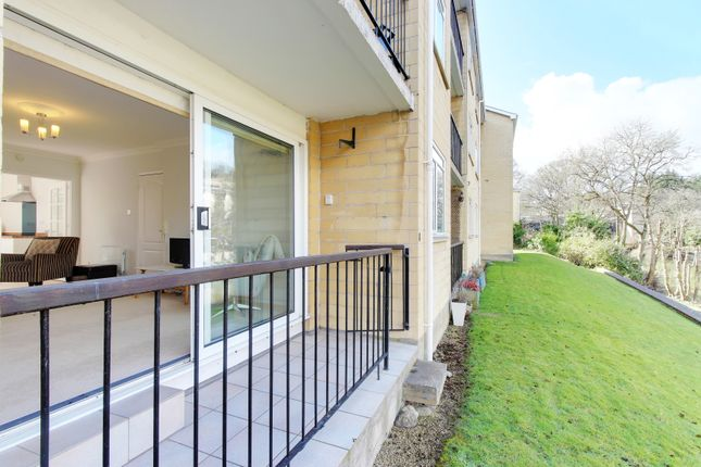 Thumbnail Flat for sale in Forester Court, Bath