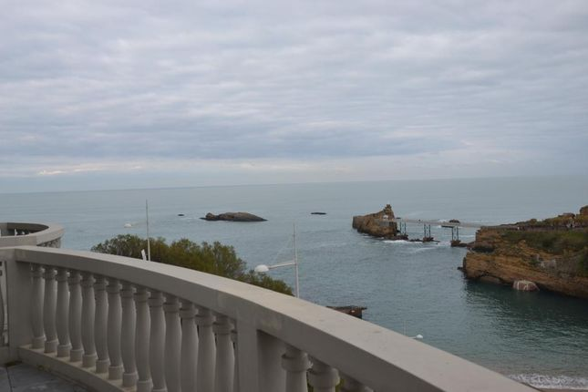 Thumbnail Apartment for sale in Biarritz, Pyrenees Atlantiques (Biarritz/Pau), Nouvelle-Aquitaine