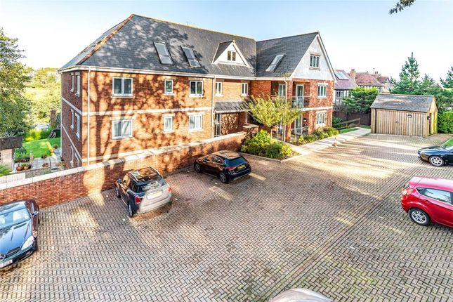 3 bed flat for sale in Fennygates, 9 Foxholes Hill, Exmouth, Devon EX8