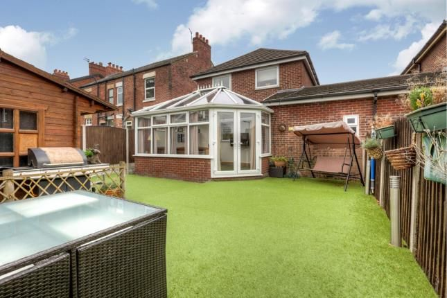 Thumbnail Link-detached house for sale in Station Road, Marple, Stockport, Cheshire