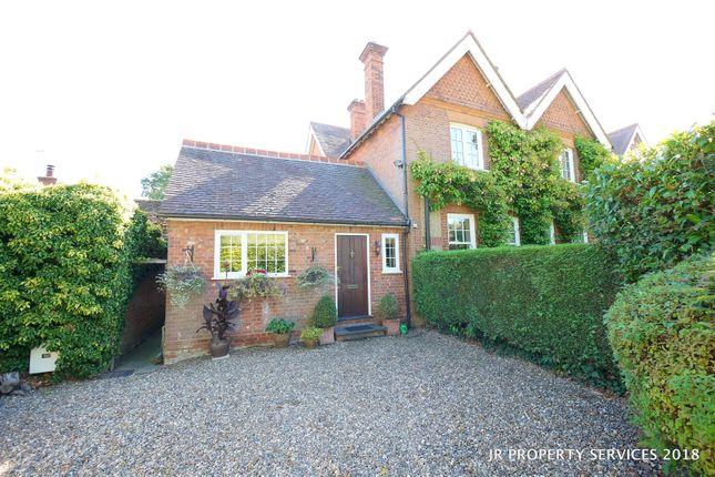Thumbnail Semi-detached bungalow for sale in Ponsbourne Manor, Newgate Street Village, Hertford