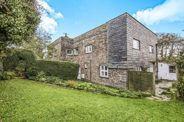 Thumbnail Semi-detached house for sale in Nr Padstow, Wadebridge, Cornwall