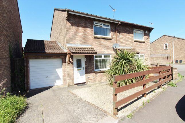 Thumbnail Semi-detached house for sale in Somerton Lane, Newport