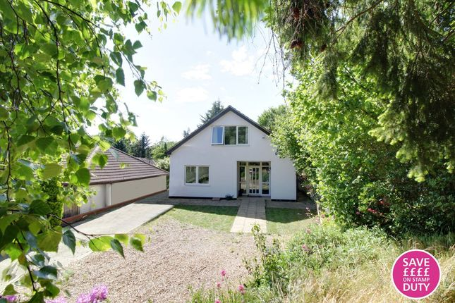 Thumbnail Detached house for sale in Larch Lane, Welwyn