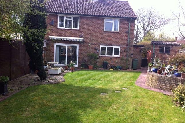 Thumbnail Semi-detached house to rent in White Hart Road, Hemel Hempstead, Hertfordshire