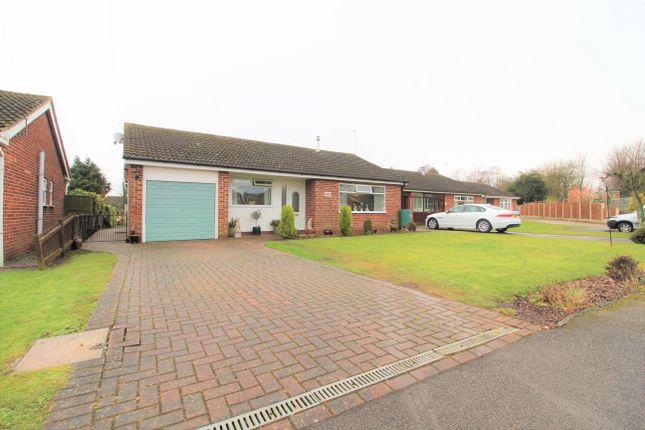 Thumbnail Detached bungalow for sale in North Moor Drive, Walkeringham, Doncaster