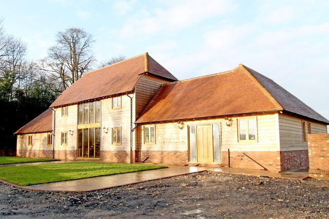Thumbnail Barn conversion for sale in Five Ashes, Mayfield