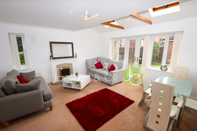 Thumbnail End terrace house to rent in Elmstead Road, Colchester