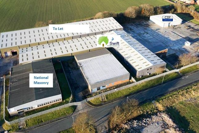 Thumbnail Industrial to let in Workshop, Greenfield Industrial Estate, Catkin Way, Bishop Auckland