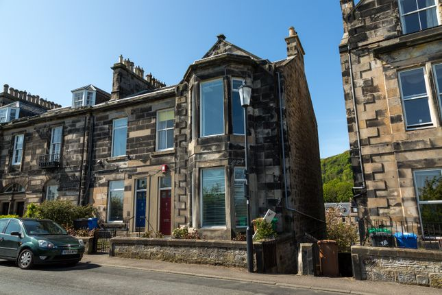 Thumbnail Flat for sale in Craigkennochie Terrace, Burntisland