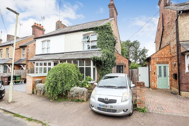 Thumbnail Property to rent in Kingcroft Road, Harpenden