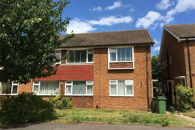 Thumbnail Maisonette to rent in Jasmin Road, West Ewell, Epsom