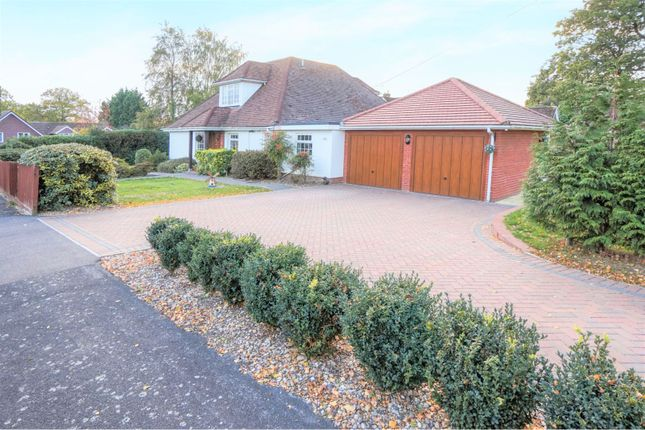 Thumbnail Detached house for sale in Kingsway, Chandlers Ford, Eastleigh