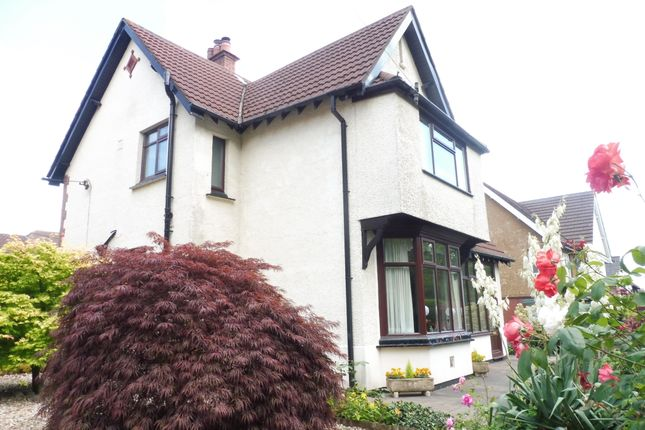 Thumbnail Detached house for sale in The Highway, New Inn, Pontypool